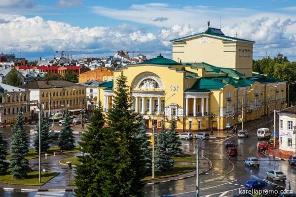 BTL в Ярославле