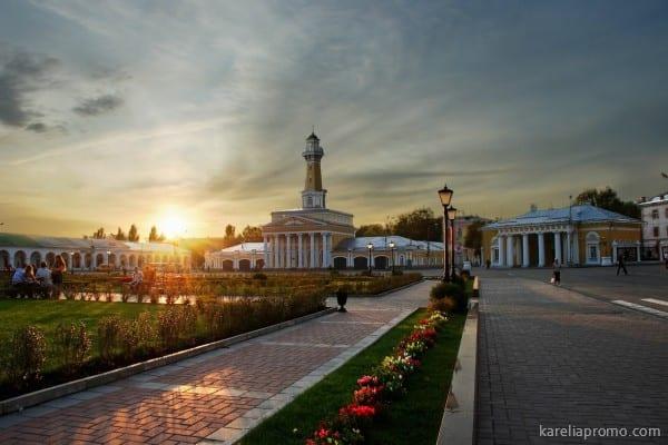 BTL в Костроме