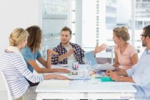 Фокус группа - один из методов качесвенных исследований