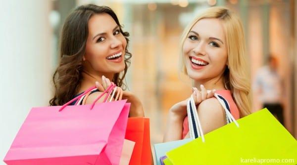 Промо-акции направлены на привлечение покупателя и увеличение продаж