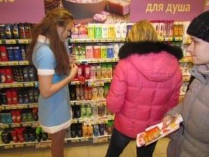 Череповец_Палмолив_рекламная акция (4)