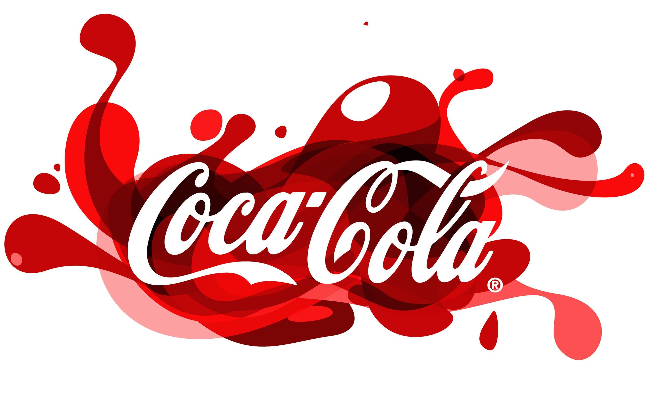 Логотип кока-кола