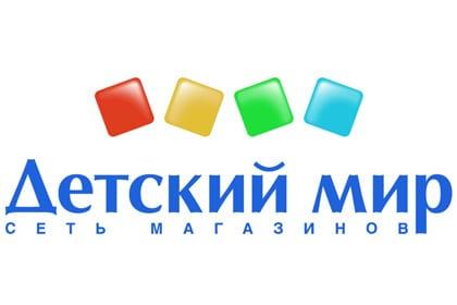 Детский мир - логотип