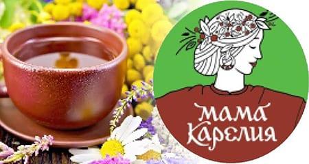 Чай мама-карелия