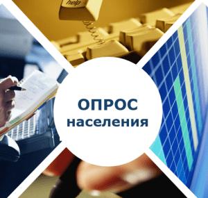 Социологические опросы населения в Великом Новгороде